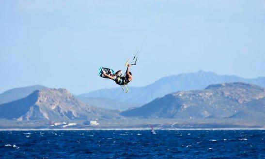The Kiteboarding Baja School In Los Barriles, Mexico