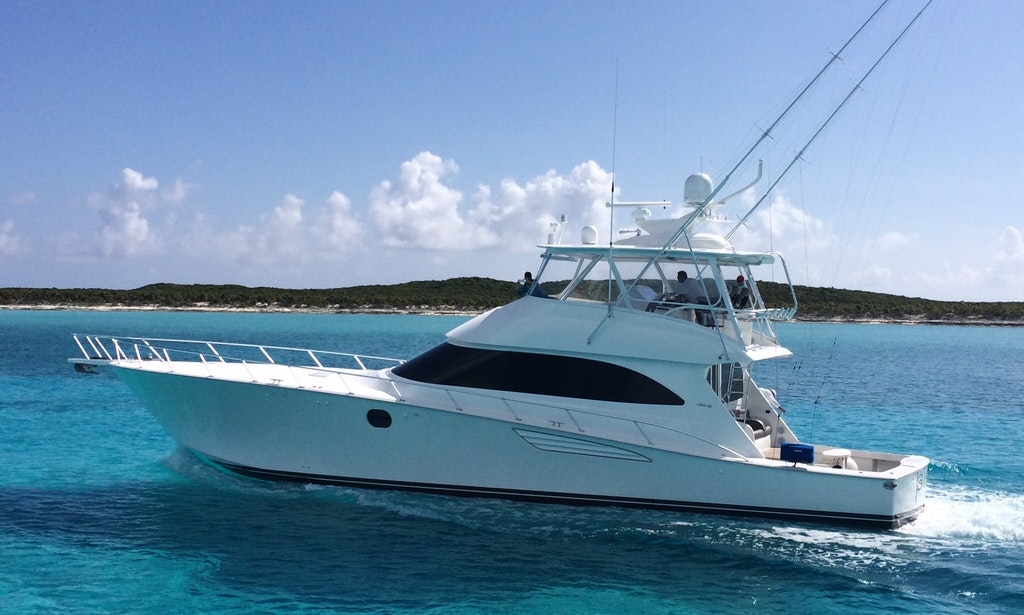 Ultimate fishing charter on 71ft sisu viking yacht with for Nassau fishing charters