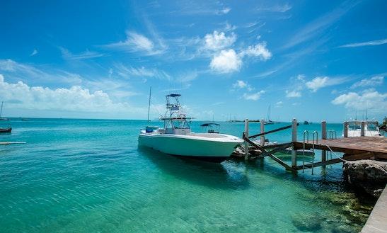 Nassau Fishing Charter On