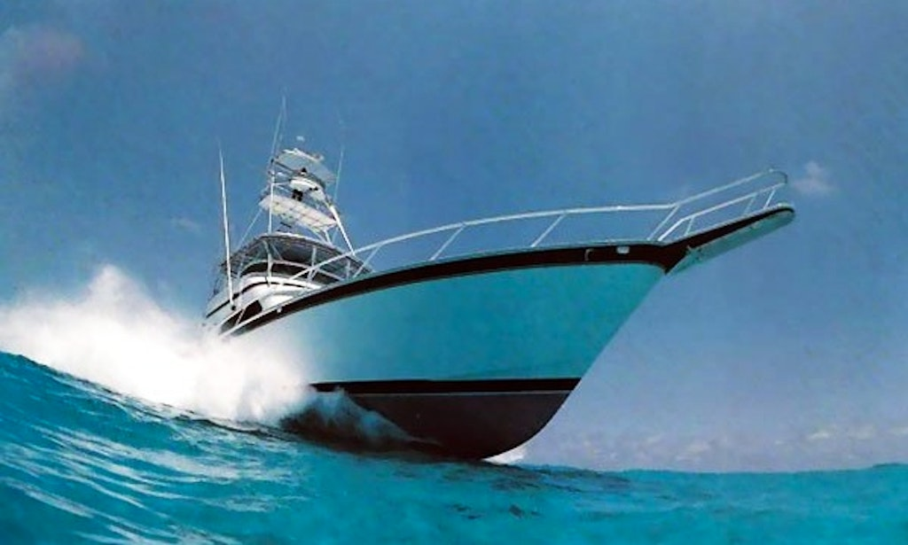 54 39 striker sport fishing charter in nassau bahamas for Nassau fishing charters