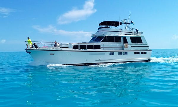 65' Motor Yacht Nassau First Strike Charters
