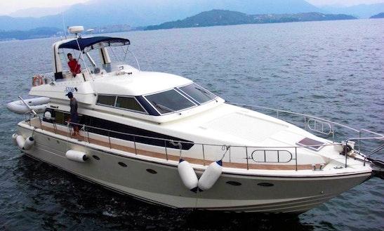 Sevenstar Yacht Charter @ Hong Kong