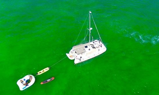 35' Cruising Catamaran In Miami Beach, Florida