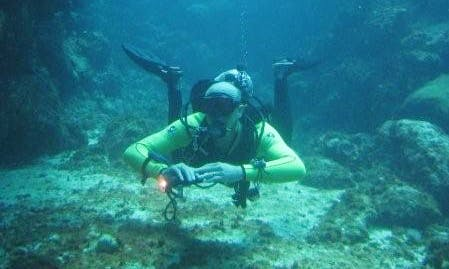 Scuba Diving from Beaver Dams, New York