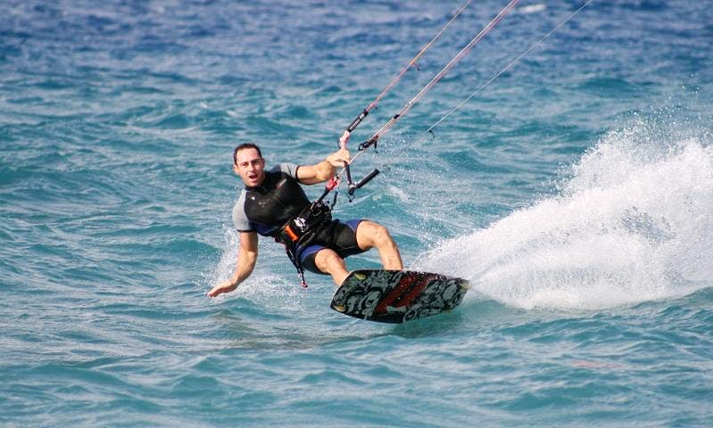 Enjoy Kiteboarding Lessons and Rental in Tarifa, Spain