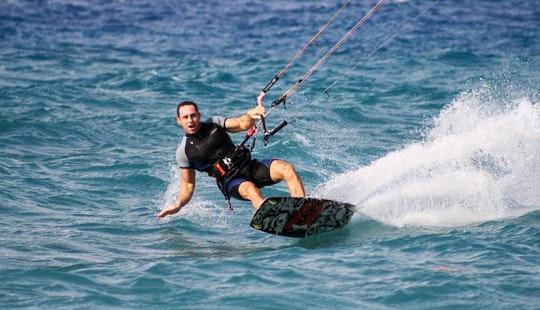 Enjoy Kiteboarding Lessons And Rental In Tarifa, Spain