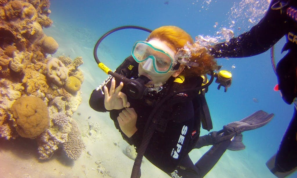 Diving Courses for Certified Divers with SSI Instructors in Eilat, Israel