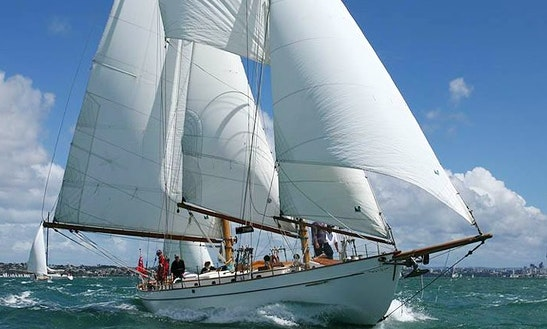 Sailing Charter On 67ft