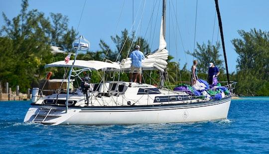 Sailing Trips On Cruising Monohull