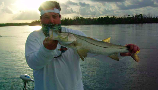 Bass Fishing Trips On Center Console From Key Largo, Florida