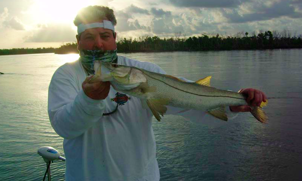 Bass fishing trips on center console from key largo for Bass fishing trips