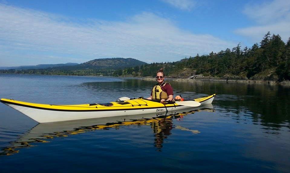 Enjoy Single Kayak Rental and Tours in Sooke, Canada