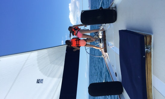 Classic 56f Sailboat For Rent In La Paz