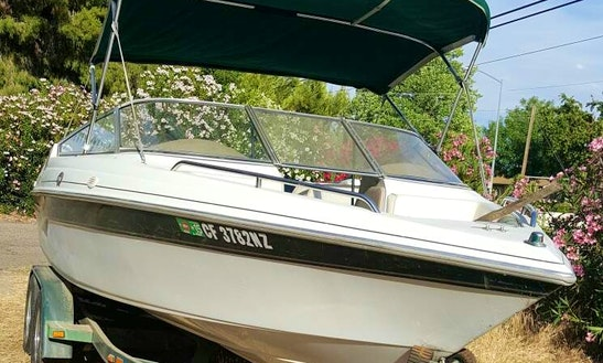 19ft Reinell Bowrider For Rent In Clovis