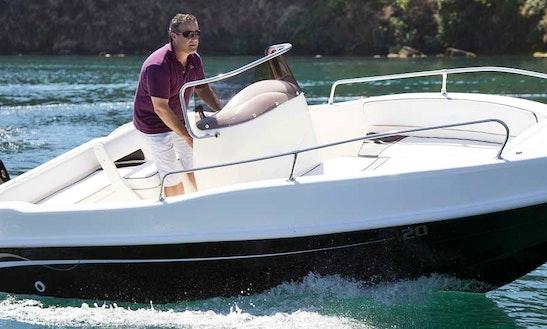 Enjoy Tuscana On Open 5.90 Powerboat