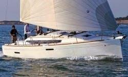 "Charter Jeanneau Sun Odyssey 379 ""Maria Pia"" in Azores, Portugal"