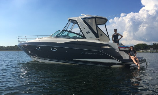 Sport Yacht For Rent From Sarasota And Between Key West To Tampa And Crystal River.