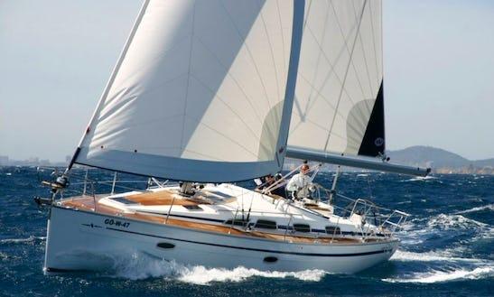 Sailing Charter On Bavaria 35 Cruiser