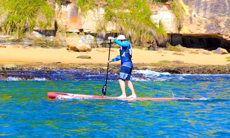 Enjoy Paddleboard in Terrigal, New South Wales