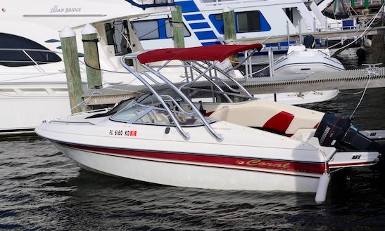 Sunbird Cuddy 190 Boat Rental In North Miami Beach