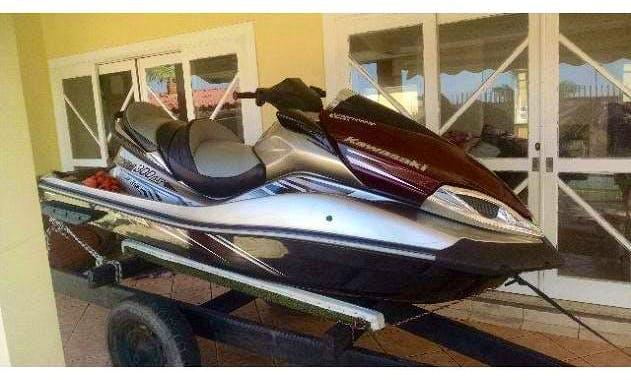 Jet Ski Rental for 2 in Sousse, Tunisia