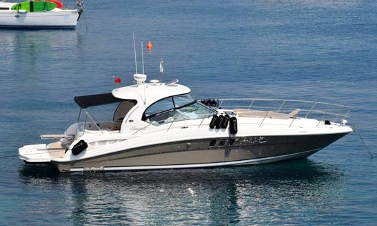 Explore Limassol, Cyprus By 45' Motor Yacht
