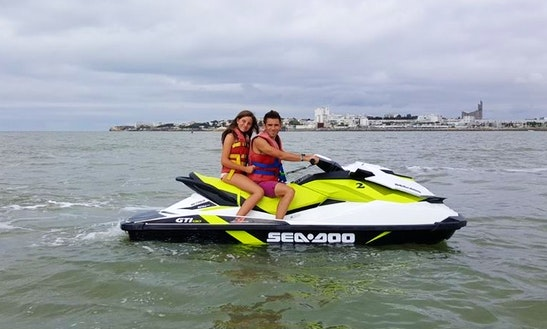 Rent Jet Ski Seadoo Gts In Royan, France