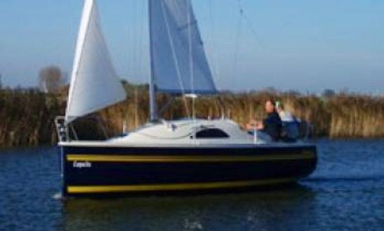 Rent 23' Magnum Cruising Monohull In Woudsend, Netherlands