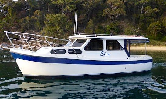 Charter 30' Resort Motor Yacht In Newport, Australia