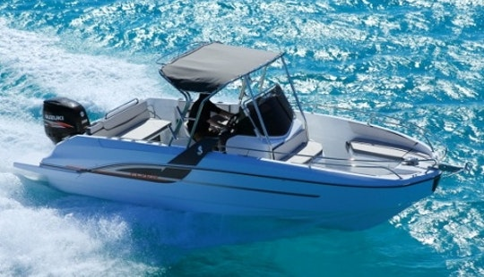 2017 Beneteau Flyer 7.7 Sundeck Boat Rental In Cambrils, Spain