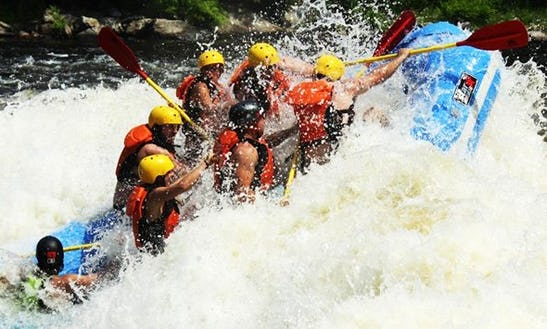 Rafting The Mighty Ottawa River
