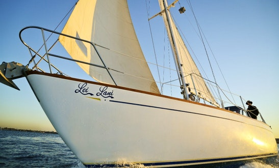 Charter 36' 1967 Cal Jensen In San Diego, California