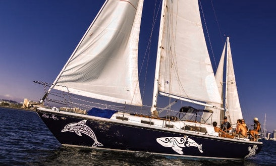 Charter 36' Beach Monohulls 1971 Columbia In San Diego, California