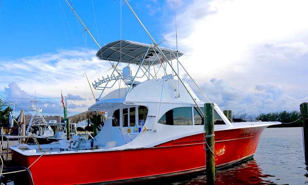 50 39 carolina sportfish fishing charter in fort lauderdale for Hollywood florida fishing charters