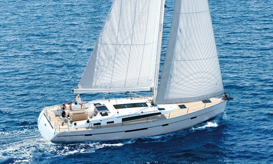 Bavaria 56 Cruiser Sailing Yacht In Kerkira, Greece