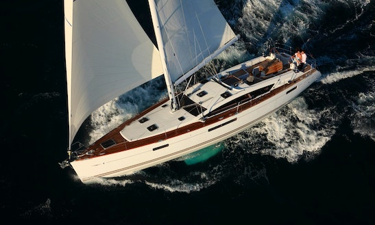 Discover Ionian Sea On Jeanneau 53 Sailing Yacht In Kerkira