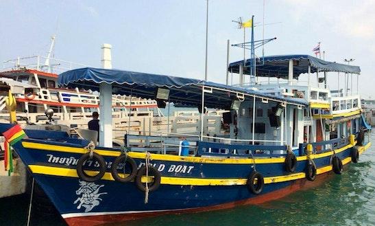 Trawler For Rent In Bang Lamung District