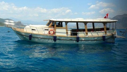 Enjoy Dalyan Belediyesi, Muğla By Passenger Boat