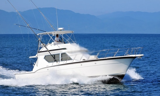 46' Hatteras Sport Fishing Yacht In Puerto Vallarta, Mexico