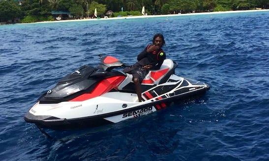Enjoy Malé, Maldives By Jet Ski