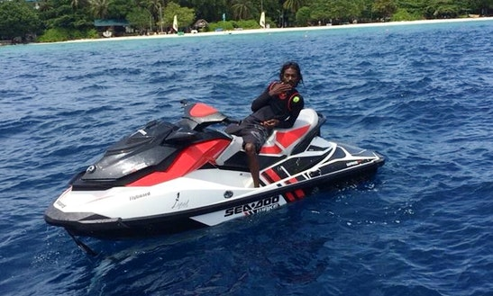 Enjoy Malé, Maldives By Jet Ski