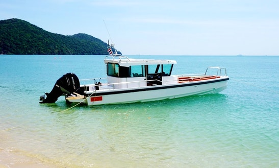 Rent 28' Center Console In Phuket, Thailand