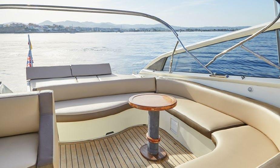 54ft Baia Aqua Power Mega Yacht in Ibiza, Spain