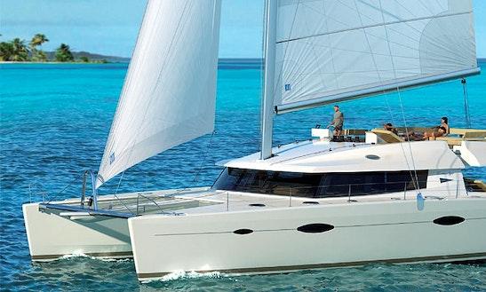 57' Victoria Sailing Catamaran In Ibiza, Spain