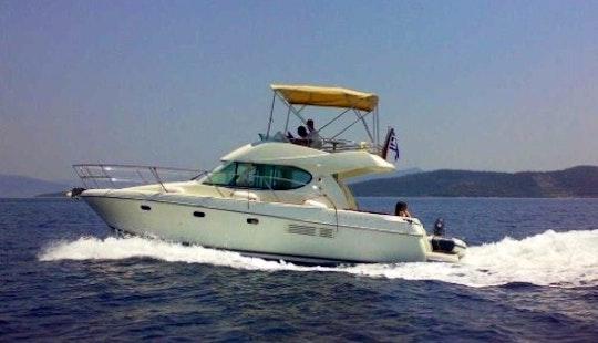 Jeanneau Prestige 32 Flybridge Yacht In Lefkas, Greece