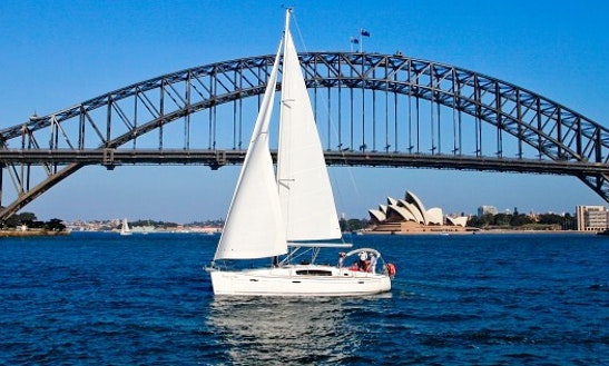 Charter A Cruising Monohull In Mosman, New South Wales