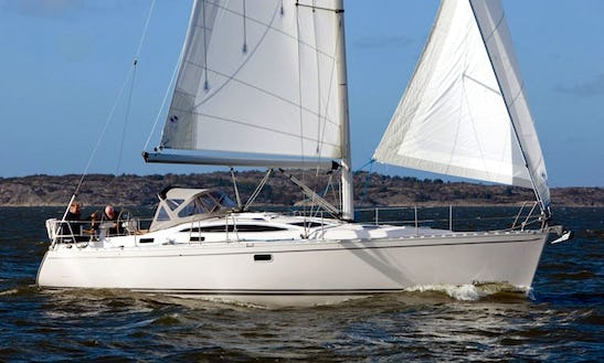 Charter 40' Cruising Monohull In Troms, Norway