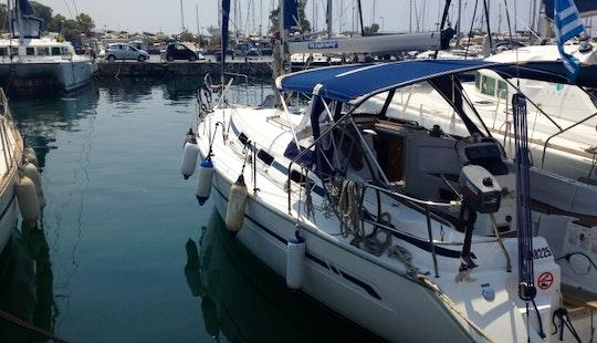 Sailing Charter On Bavaria 36 Cruising Yacht In Pireas, Greece