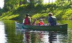 Rent Canoe in Kuopio, Finland