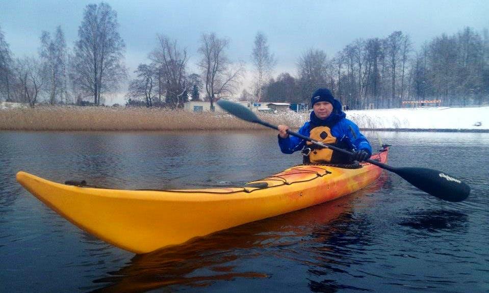 Enjoy Kayak Rental and Tours in Kuopio, Finland